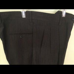 Calvin Klein wool men's pants